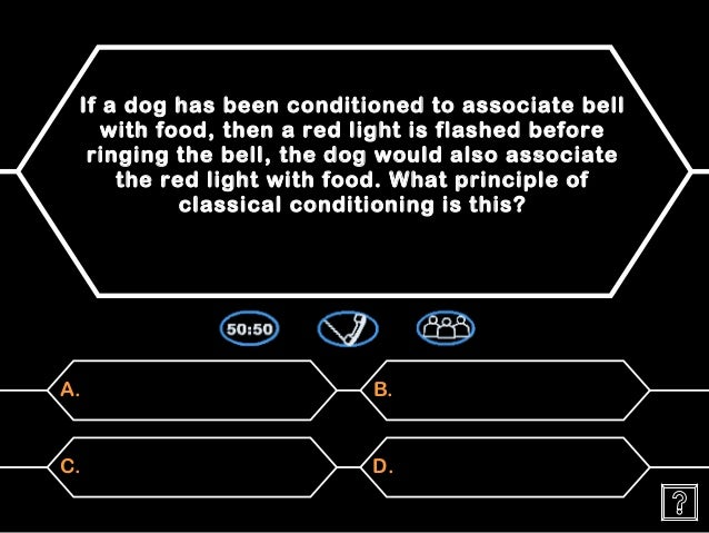 who wants to be a millionaire (behaviorism), Powerpoint templates
