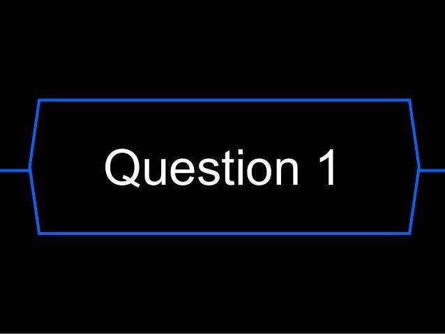 Seligram question1