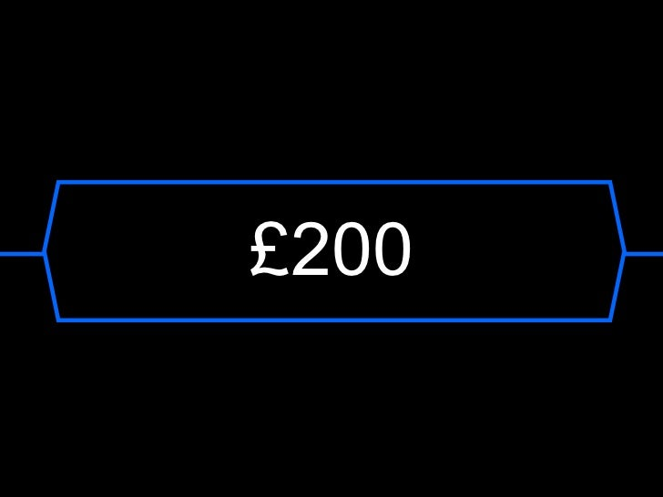 Who Wants To Be A Millionaire Template - Template who wants to be a millionaire