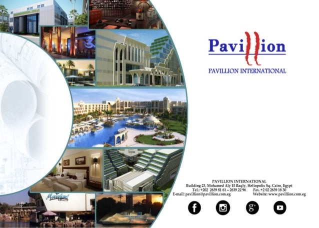 Pavillion international who we are architects for Graphic design consultant