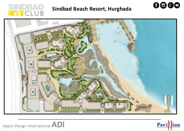 Sindbad Beach Resort Hurghada 7