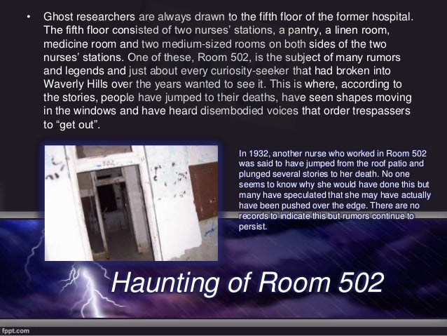 Waverly Hills Project