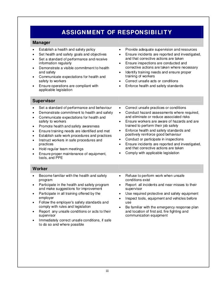 whs policy Work health and safety policy © aspire training & consulting page 1 of 2 document date: april 2015  the whs officer at bizops enterprises is dmitri lavrov.