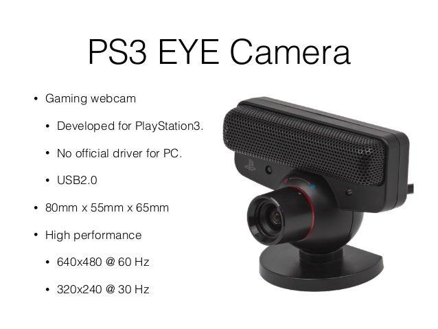 Камера с ps3 на пк