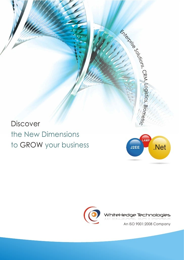 Discover the New Dimensions                                         LAMP  to GROW your business            J2EE          ....