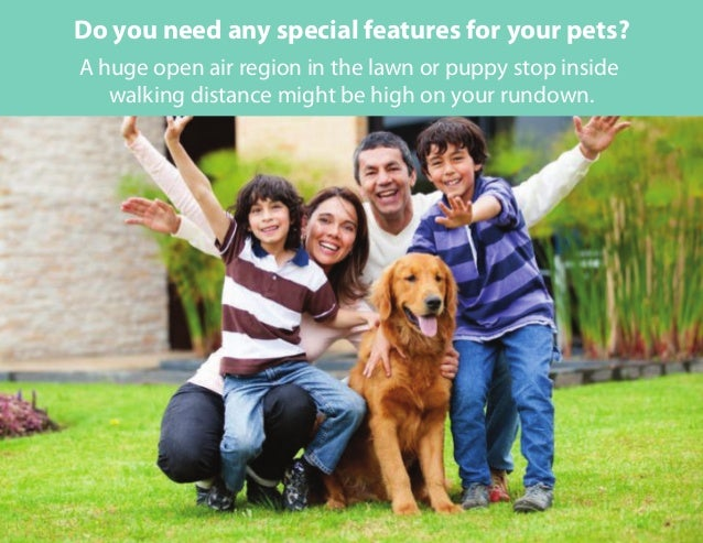 A huge open air region in the lawn or puppy stop inside walking distance might be high on your rundown. Do you need any sp...