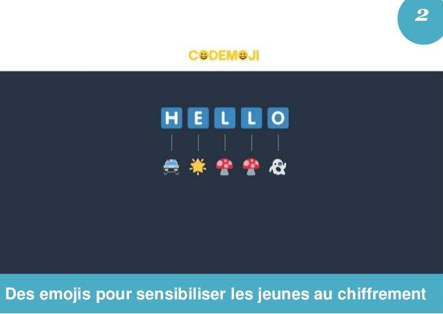 Des emojis pour sensibiliser les jeunes au chiffrement 2