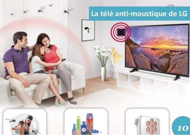 La télé anti-moustique de LG 10