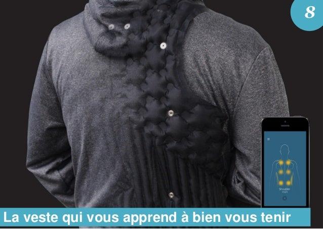 8 La veste qui vous apprend à bien vous tenir