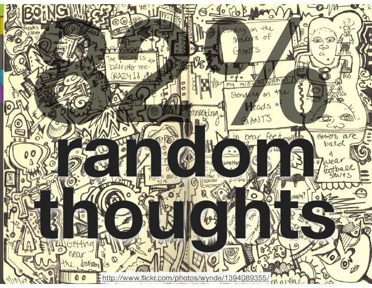 82% random thoughts  http://www.flickr.com/photos/wynde/1394089355/