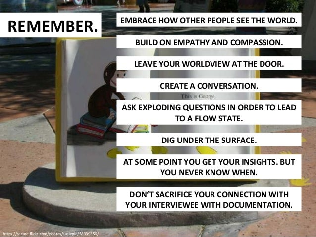 Let's play sesame street! - Embrace the power of asking questions. Slide 11