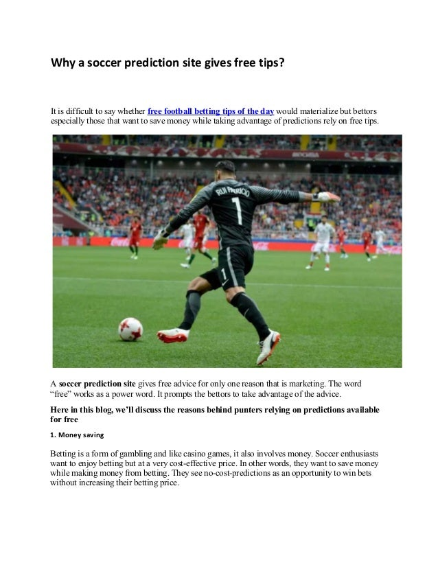 Why a-soccer-prediction-site-gives-free-tips