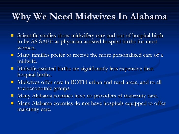 Image result for alabama midwife
