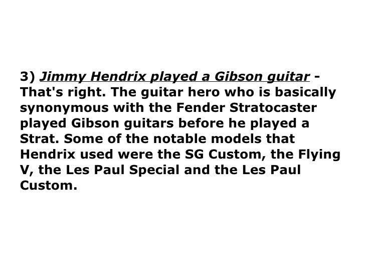 Why Buy Gibson Guitars?