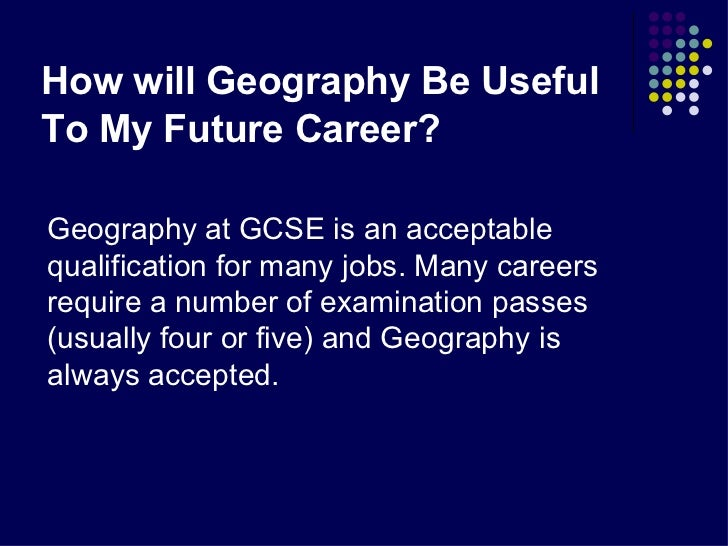 gcse geography fieldwork coursework Edexcel international gcse geography (2011) specification covering geographical processes and concepts and their application in the real world through fieldwork.