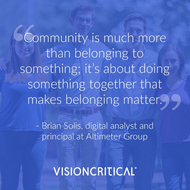 Quotes About Community: Why Customer Engagement Matters: Inspiring Quotes From