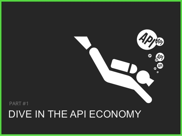 Why should C-Level care about APIs? It's the new economy, stupid. Slide 3