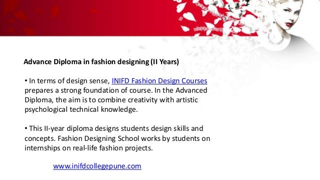 Why Should You Choose Fashion Design Courses At Inifd Pune