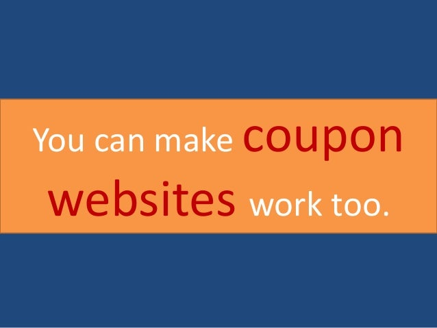 Why unique branding strategy needs coupon websites for Website where you can draw