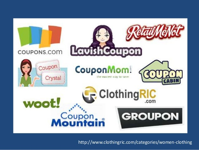Coupon or discount websites