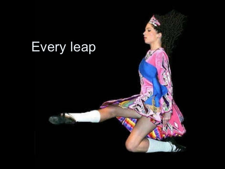 Every leap