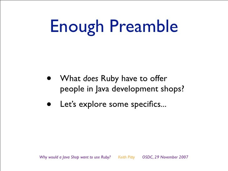 how to use ruby in eclipse