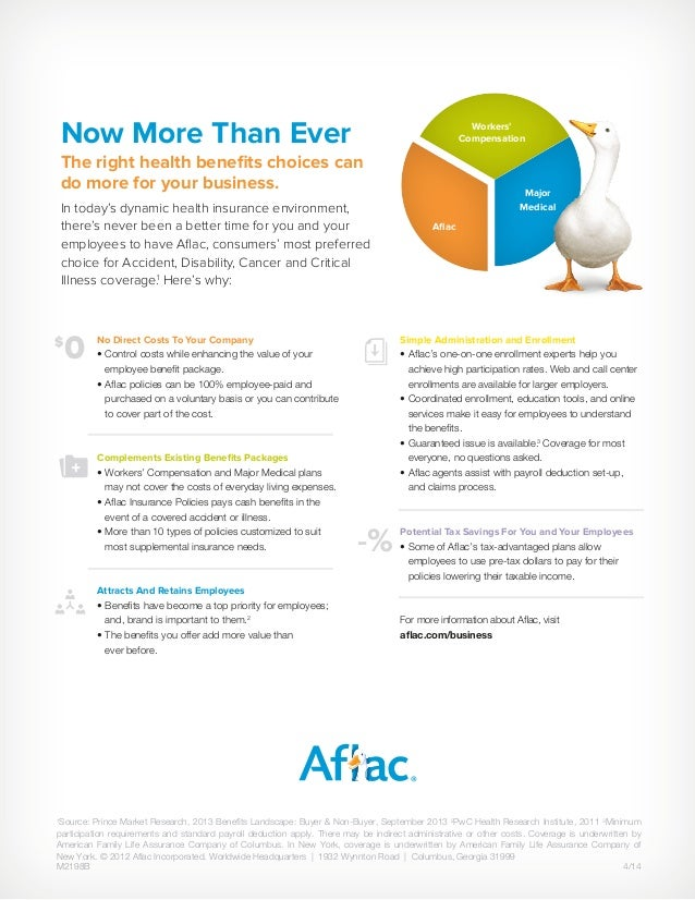 Aflac - Hire anyone that passes insurance license exam ...