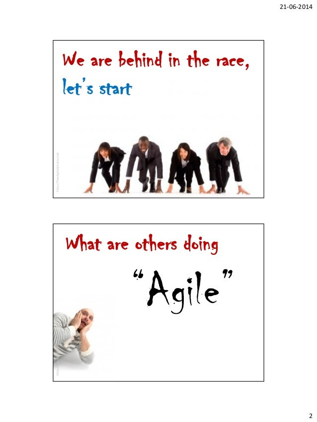 Why agile is struggling in india   naveen nanjundappa  Slide 2
