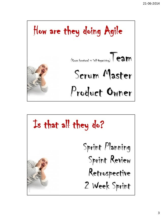 Why agile is struggling in india   naveen nanjundappa  Slide 3