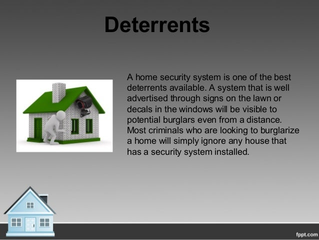 why a home security system is important. Black Bedroom Furniture Sets. Home Design Ideas