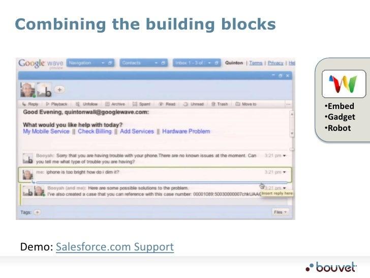 Robot</li></ul>Source:  SAP Timeless software <br />