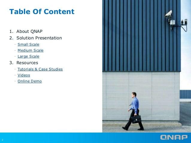 QNAP Surveillance Solutions
