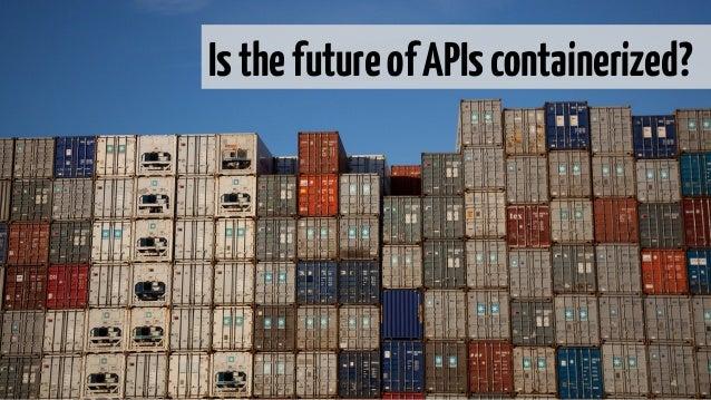 Dev Test / QA Prod / Ops APIs: Internal / External