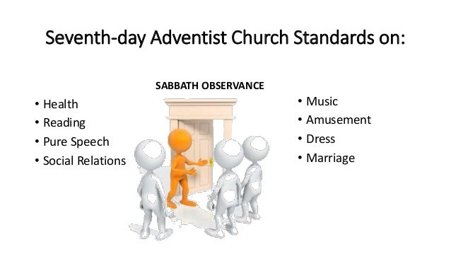 understanding 7th day adventist essay Introduction seventh-day adventists the seventh-day adventist church is a millennialist protestant christian denomination that was founded in the 1860s in the usa.