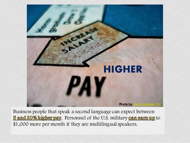 why americans should learn a foreign There are plenty of reasons why americans should be learning a second language—and almost as many reasons why they're not about 60 million americans speak a language other than english at.