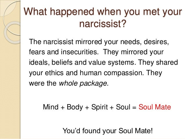 Suffering from Narcissistic Abuse