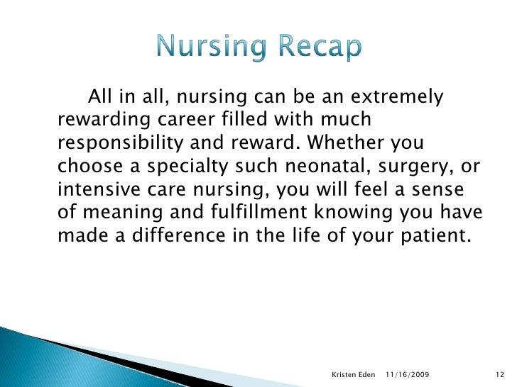 6 Reasons to Choose a Nursing Career