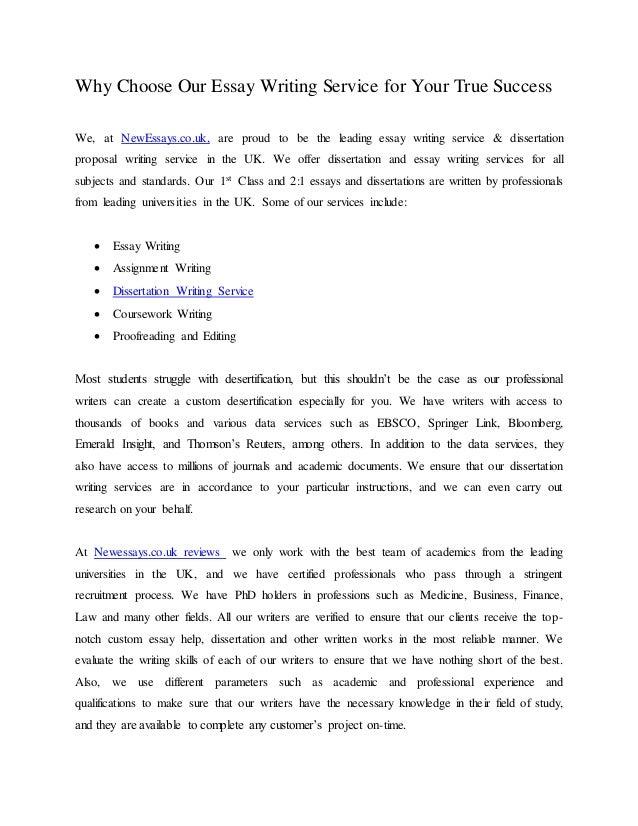 Essay writing service co uk