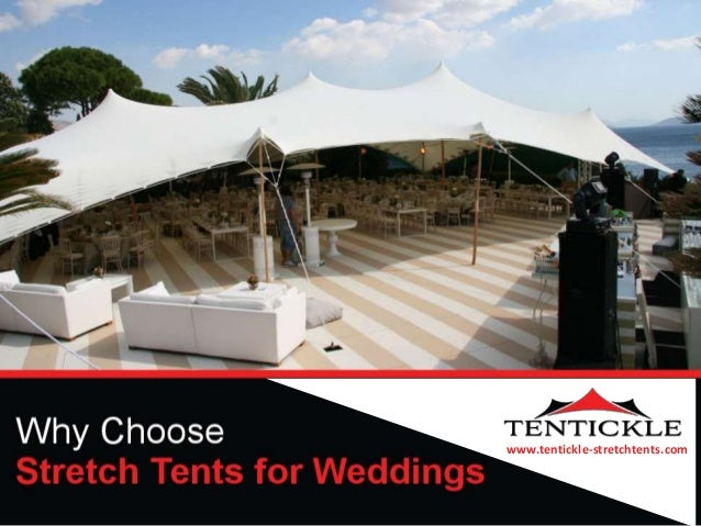 Tentickle Stretch Tents