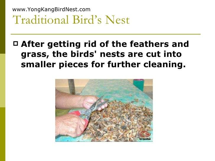 How to choose pure edible birdnest Slide 3