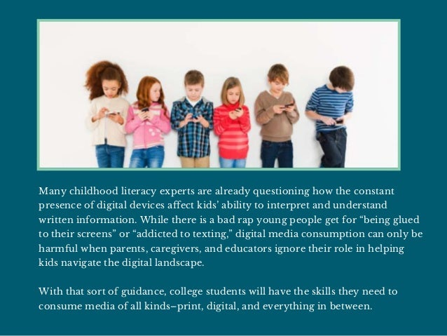 Presidential Committee on Information Literacy: Final Report