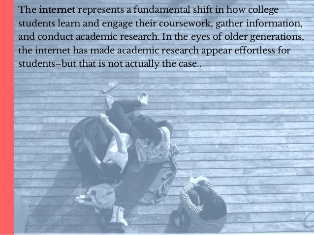 Jake Croman | Why College Students Need to Develop Digital Research Skills Slide 3