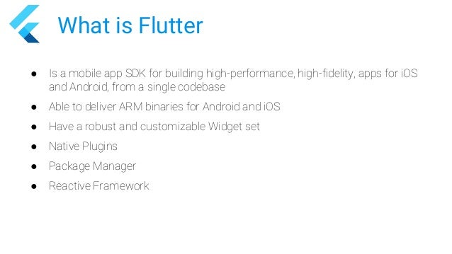 Why companies like Google, Alibaba and UOL choose Flutter