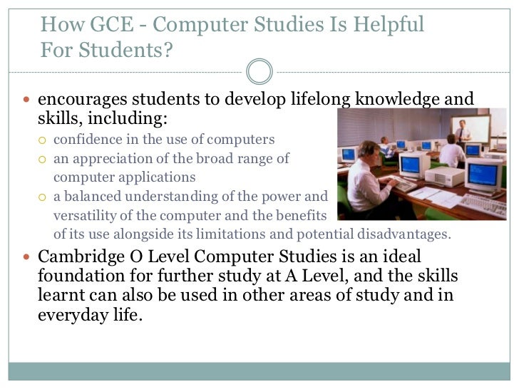 computer studies coursework project Both ba and bs students take at least fourteen computer science courses this course introduces computer programming in the course project will revolve.
