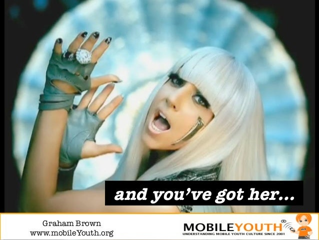 and you've got her…  Graham Brown!www.mobileYouth.org