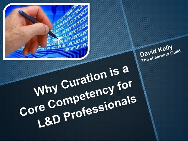 What is Curation?