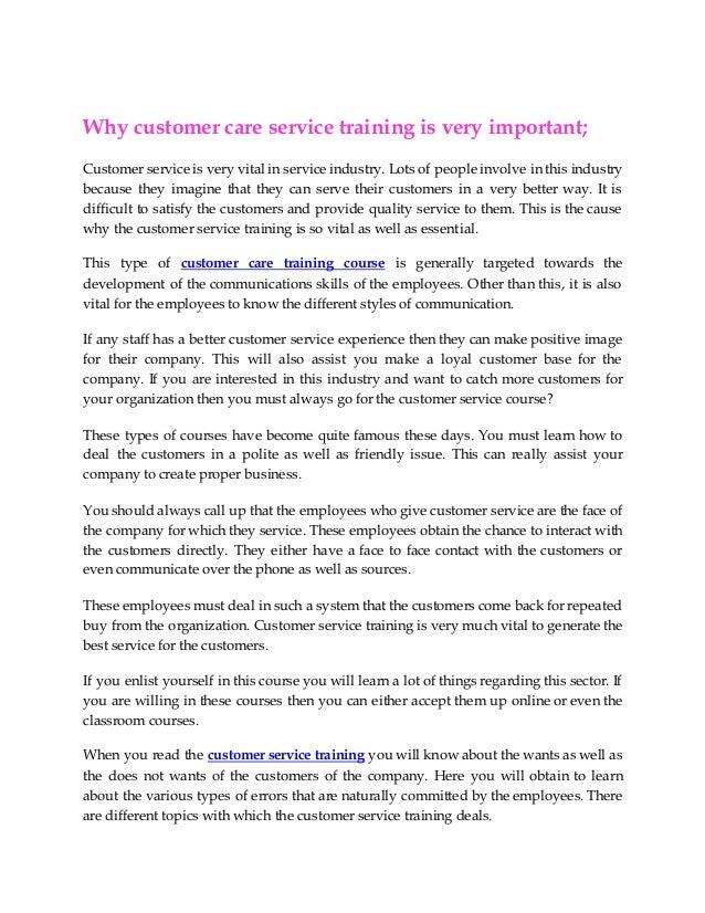 types of customer service skills