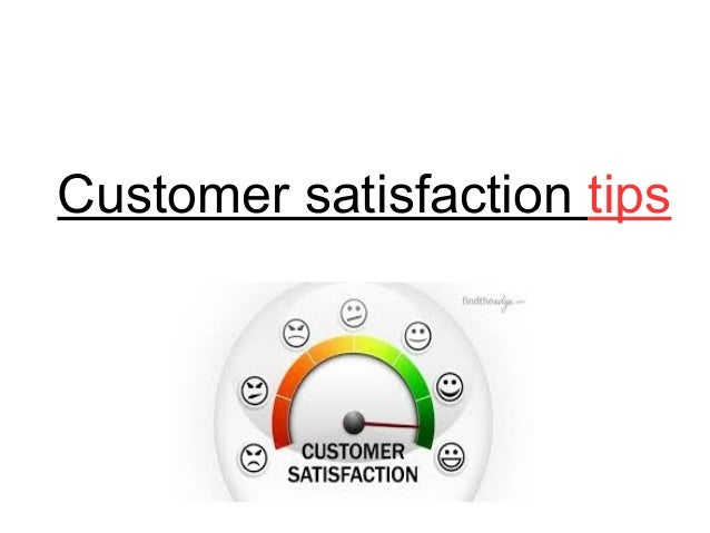 """why the customer is important and the need to satisfy customer needs The number one worry we hear from our clients today is this: """"i need to understand my customer better, but it's getting harder, not easier"""" why is that true for."""