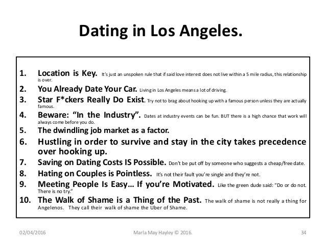 Dating Los Angeles hardt
