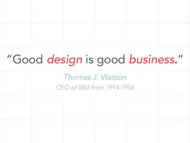 Why Design Matters Slide 3